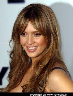 brunette  with some lighter tones