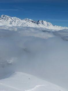 In der Natur unterwegs: Skitouren um Disentis