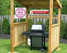 Building your little one a playhouse in the backyard will surely make them happy. However, you'll want it to be safe as well as beautiful. There are a few things you should know before you build a playhouse for kids. Wood Deck Plans, Gazebo Plans, Patio Plans, Greenhouse Plans, Wood Pavilion, Pool Side Bar, Porch Bar, Planter Box Plans, Planter Bench
