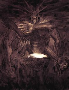"Ahriman, the principle of evil in Persian mythology, was personified as Angra Mainya, ""the destructive spirit,"" who introduced death into the world. He led the forces of evil against the host of Spenta Mainya, ""the holy spirit,"" who assisted Ahura Mazdah, ""the wise lord"" and final victor in the cosmic war."