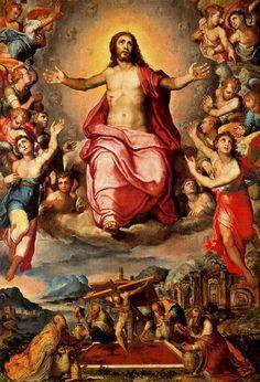 The Mystical Winepress by da Siena