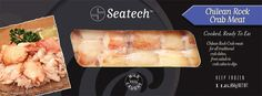 A great collection of appetizer recipes fetureing Seatech Chilean Rock Crab Meat One Pound Pack