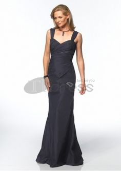 chiffon sweetheart neckline with mother of bride dress
