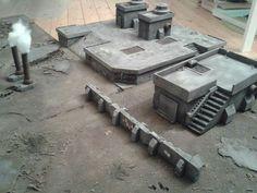 Factory terrain