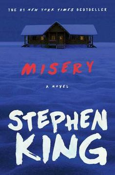 Monlatable Book Reviews: Misery by Stephen King