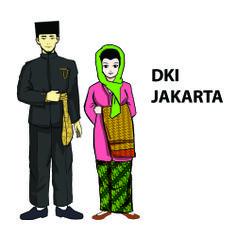 Pakaian adat Daerah Khusus Ibukota Jakarta