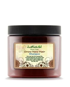 Grow New Hair Shampoo Focus On Your Scalp and Follicles For Faster Hair . Grow New Hair Shampoo Fo Natural Hair Shampoo, Natural Hair Care, Natural Hair Styles, Natural Skin, Natural Texture, Natural Healing, Natural Beauty, Just Natural Products, Smoky Eyes