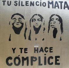 Tu silencio mata