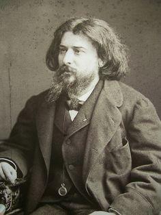 Alphonse Daudet 1891 - Novelist