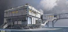 Concept Art: Call of Duty - Infinite Warfare   Gabriel Yeganyan