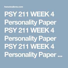 Psy  Week  A Research Plan Psy  Week  A Research Plan Psy
