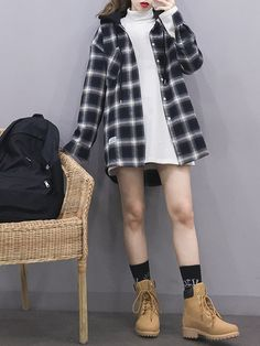 Check out this Trendy korean fashion trends 1539096565 Korean Fashion Trends, Korean Street Fashion, Korea Fashion, Asian Fashion, Teen Fashion, Fashion Outfits, Womens Fashion, Fashion Clothes, Fashion Ideas
