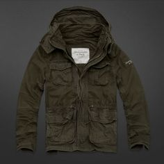 Perfect Military Jacket