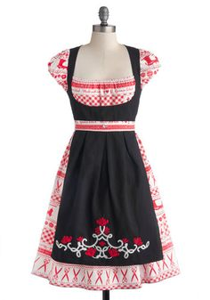 Sweet Seams Dress, #ModCloth
