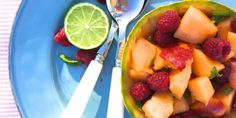 Summer cool! Fruit Salad makes for an easy dessert @Mirabeauwine