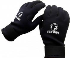 Luva G-03 Fun Dive  As luvas servem para proporcionar ao usuário conforto térmico e proteção mecânica. .