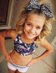 So Beautifull Cheer Hair Pinterest