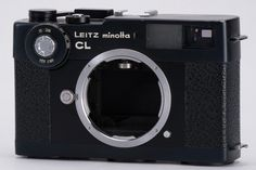 LEITZ MINOLTA CL 35mm Film Rangefinder camere in Very Good Condition