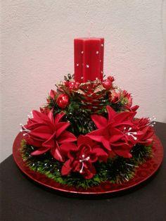 Christmas Candles, Christmas Centerpieces, Christmas Decorations, Table Decorations, Lanterns, Home Decor, Christmas Tabletop, Christmas Decor, Fake Flower Arrangements