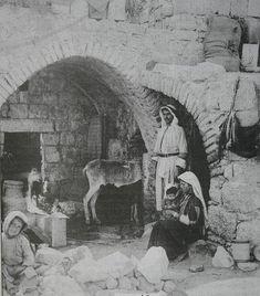 Bethlehem-بيت لحم: Bethlehem, 1890s 14