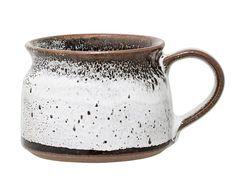 Speckled Brown Glazed Stoneware Mug  BLOOMINGVILLE