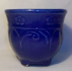 1940's Shawnee Pottery Small Flower Pot