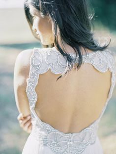 Copper autumn wedding inspiration | Photo by Ashley Kelemen Photography