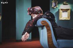 Jin BTS 2nd Full Album 'WINGS' Jacket Shooting Behind The Scene [STARCAST]