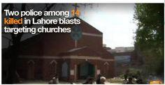 Lahore Bomb Blast