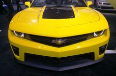 Chevrolet- Camaro