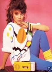 Resultado de imagen de moda 80s