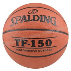 Spalding TF-150 Basketbol Topu - Malzeme: Özel kauçuk  Seviye: Başlangıç  Panel: 8 adet  Boyut: 7  Zemin: İç ve dış mekan - Price : TL38.00. Buy now at http://www.teleplus.com.tr/index.php/spalding-tf-150-basketbol-topu.html