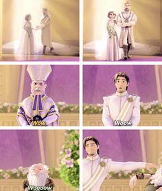 Yo in the live action Tangled movie we're gonna need a really fine person to play Eugene just saying homie. Disney Pixar, Disney Rapunzel, Disney Marvel, Disney Fan Art, Disney Fun, Disney And Dreamworks, Disney Animation, Disney Magic, Princess Rapunzel