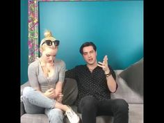Cambio interviews The Girl and the Dreamcatcher aka Dove Cameron and Ryan McCartan. - YouTube go watch this it's so cute Ryan calls Dove honey it's so sweet oh my gosh  Ryan very caring and loving to Dove witch I don't see any other actors or actress