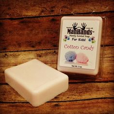 ManHands Soap company brings us these great scents for kids!