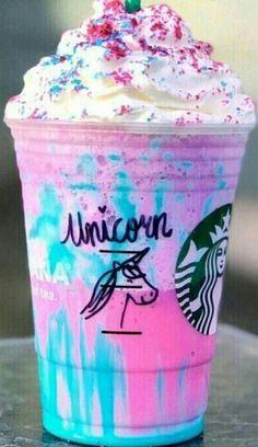 Fav Starbucks drink ✨ - S U M M E R - Drink Fav StarbucksFav Starbucks drink ✨ - S U M M E R - Drink Fav Starbucks♥ ︎ barbieville ™ ♥ ︎: Photoprincess Bebidas Do Starbucks, Secret Starbucks Drinks, Starbucks Secret Menu Drinks, Starbucks Coffee, Starbucks Frappuccino, Unicorn Drink Starbucks, Healthy Starbucks Drinks, Milk Shakes, Rainbow Drinks