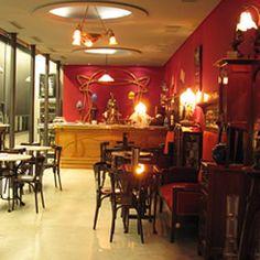 ¿Has estado en el Café de Lis, la cafetería del Museo Arte Nouveau y Art Déco? Si estás en Salamanca debes acercarte.