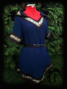 A Viking Tunic Will Add Flair To Any Wardrobe