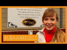 Rijbaanregels | PaardenpraatTV - YouTube