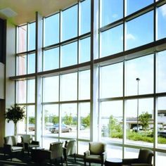 curtain wall interior - Google Search