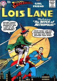 Leituras de BD/ Reading Comics: Capas WTF: Superman's Girlfriend, Lois Lane #1 e #...