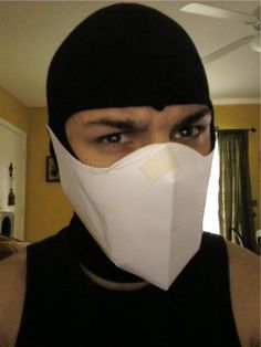 How To Make A Sub Zero Mask FULL HD - Wallpaper game Sites                                                                                                                                                                                 More