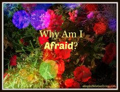 Why Am I Afraid?