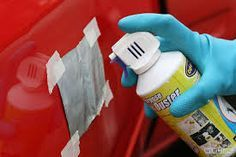 how to fix dents