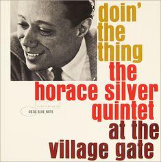Horace Silver, Blue Note 4076