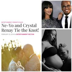 Neyo and Crystal Renay tie the knot! It's the perfect love story!   http://www.everythinggirlslove.com/ne-yo-and-crystal-renay-tie-the-knot/  It's the perfect love story! #EverythingGirlsLove.com #EGL #EntertainmentBlogger #neyo #CrystalRenay #Marriage