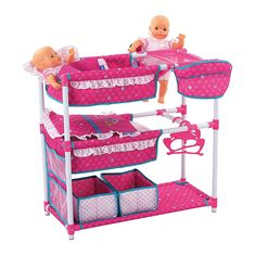 Baby Doll Nursery, Baby Doll Toys, Baby Alive Dolls, Toddler Toys, Kids Toys, Cute Baby Dolls, Barbie Doll Set, Girl Dolls, Baby Doll Accessories