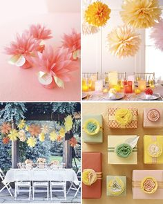 Gorgeous Summer Baby Shower ideas for the modern mummy to be!