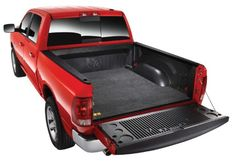 BedRug BMC07LBD BedRug Floor Truck Bed Mat; 1/2 in. Thick; Installs Over Existing Plastic Drop In Bed Liner;, wash
