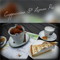 7 vind-ik-leuks, 1 reacties - Joyce (@djoycing) op Instagram: '#food #foodheaven #lemonpie #cappuccino #bitterballen #coffee #lekkereten #nederland #netherlands…'